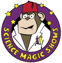 Science Magic Shows Logo